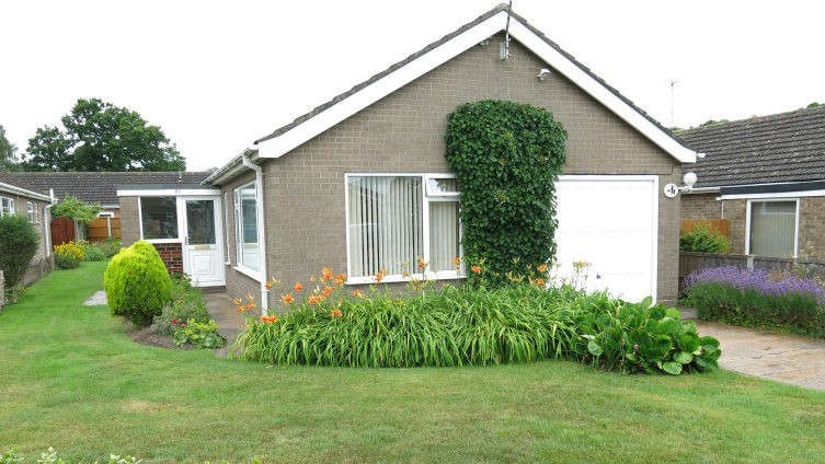 Bungalows in Lincolnshire are a top seller!!