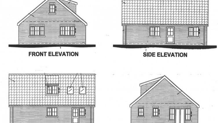 Two remaining plots on new development on Lancaster Avenue, Horncastle