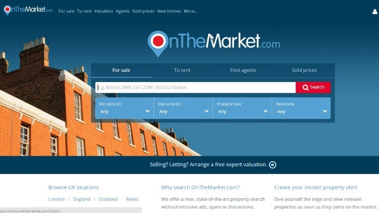 Is OnThemarket.com on target to overtake Zoopla as Rightmove's nearest rival?