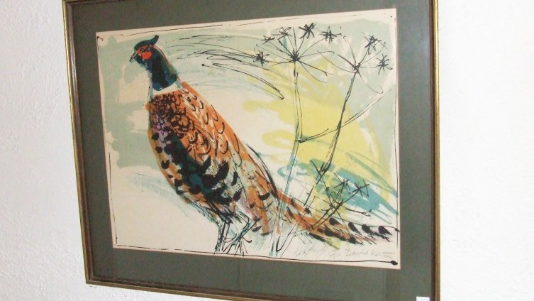Large Pheasant Picture