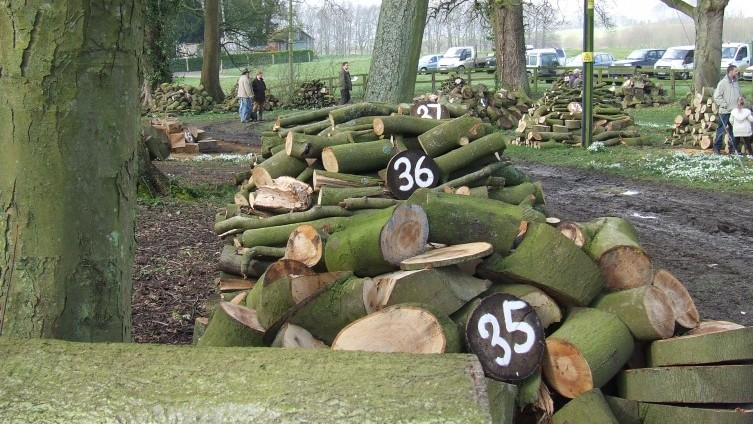 Country Estate Firewood Sale