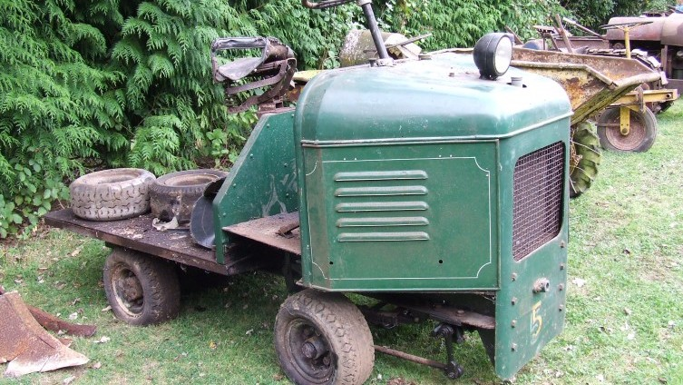 Lot 574: Planet Factory Truck - SOLD £500