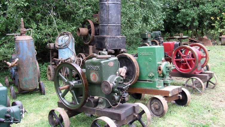 Assorted Stationary Engines - SOLD from £100-£600 each