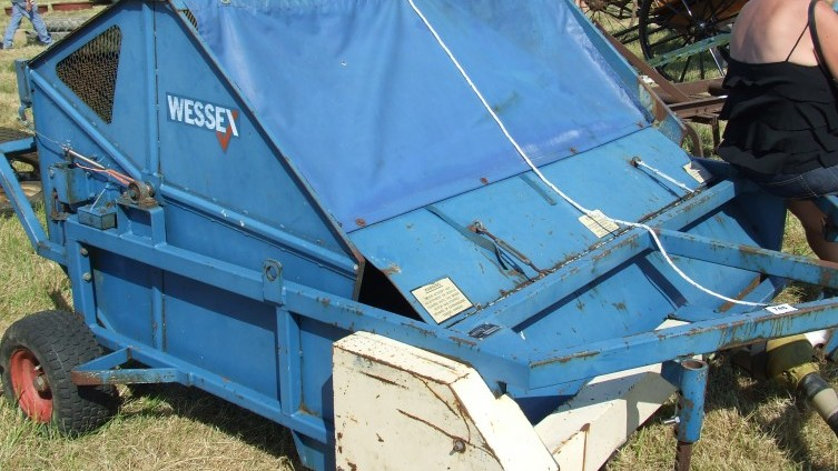 £500 - Lot 745: Wessex Paddock Sweeper