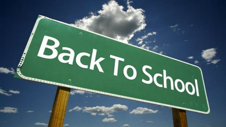 It's September and Back to School!
