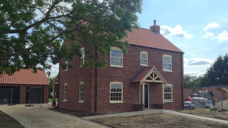 The Cloisters, Plot 2, Priory Pastures, Grundy's Lane, Minting, Lincolnshire