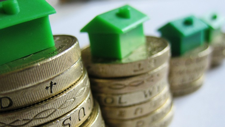 The Halifax blames poor growth in wages for the continued slowdown in house prices.