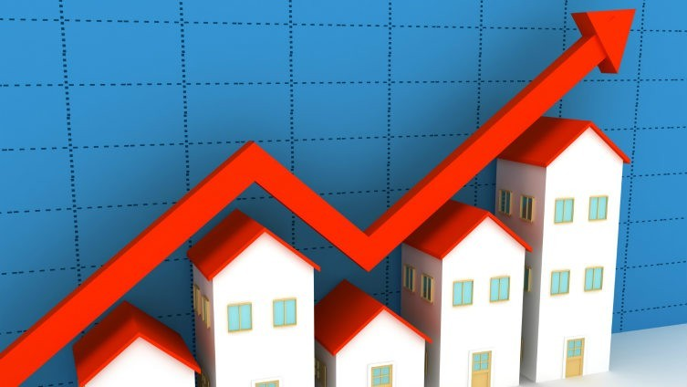 UK house prices continue their steady upward path!