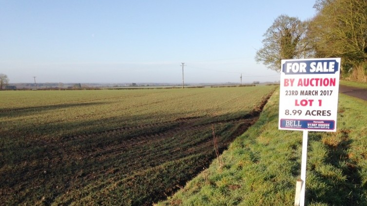 Grade II Arable Land, Hameringham