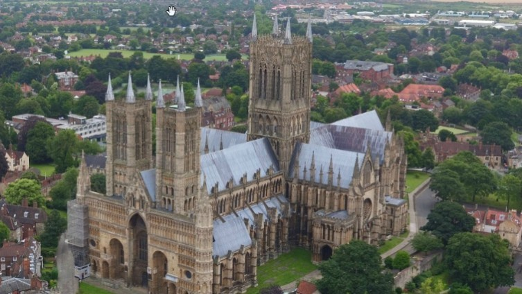 Lincoln - A charming and historic city