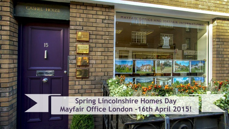 Take your home to London buyers this spring!