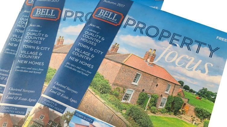 Robert Bell & Company Property Focus publication