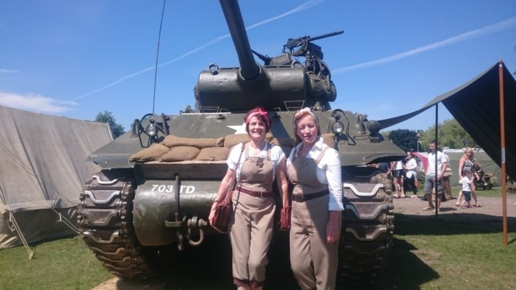 Woodhall Spa 1940's Weekend