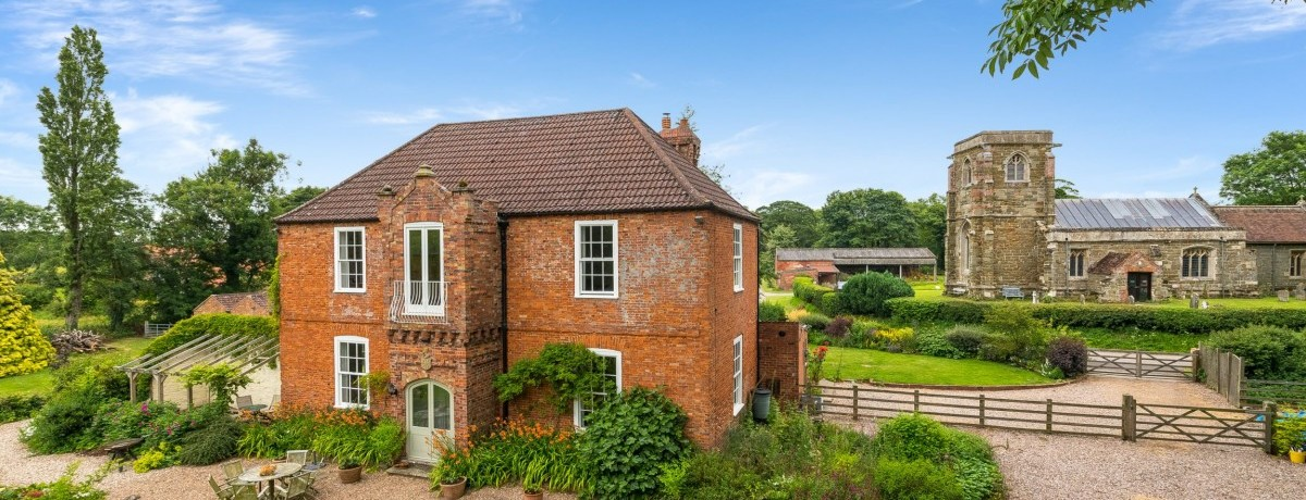 Stunning Period House! Ferndale Manor, Bag Enderby £685,000.