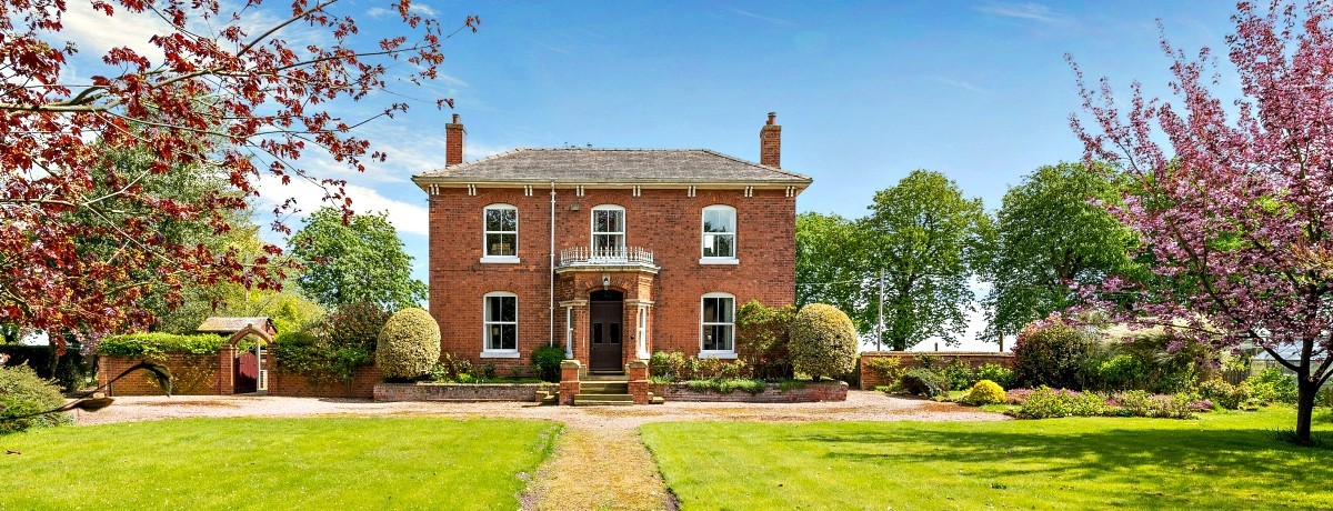 Branston Lodge, Branston Booths -  £699,995