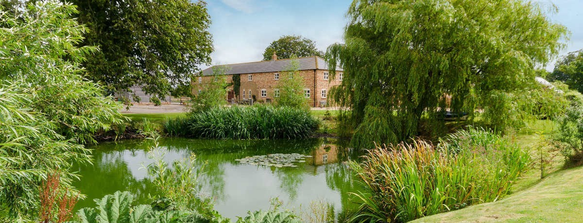 Priory Farm Barn Thorpe Tilney - £599,950. See feature editorial in the Lincolnshire Echo Thursday 17th September.