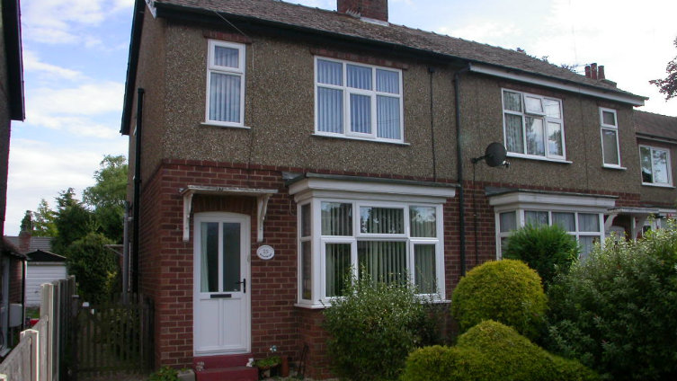 Two Bedroom Semi-Detached Ripe for Modernisation