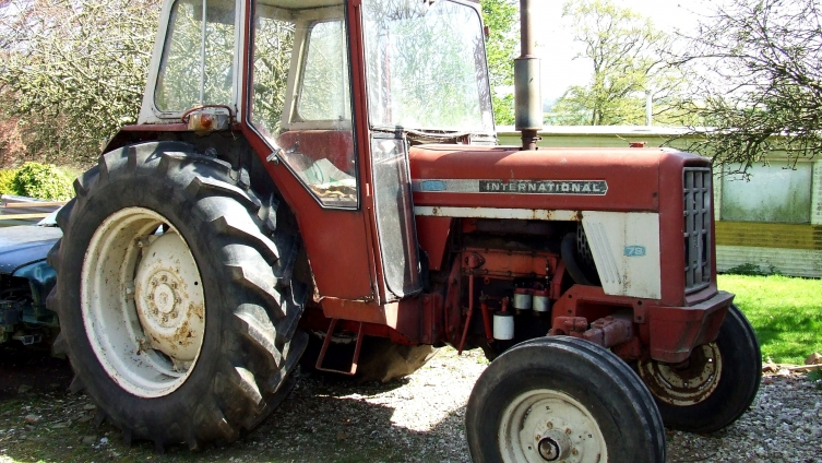 Dispersal Auction - 9 Tractors, Farm Machinery & Tools