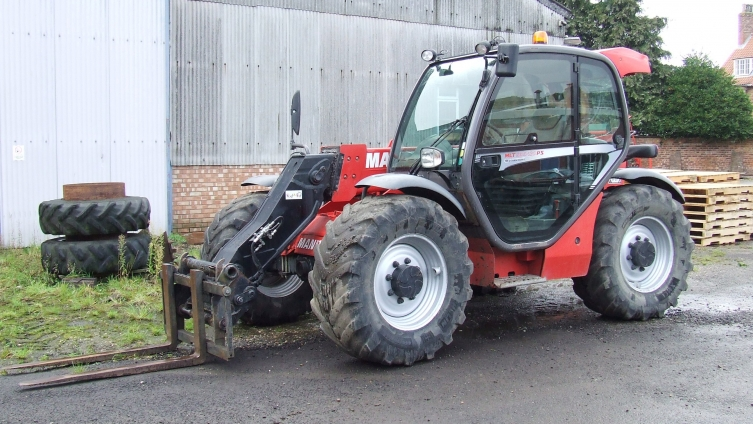 Agricultural Machinery & Equipment Dispersal