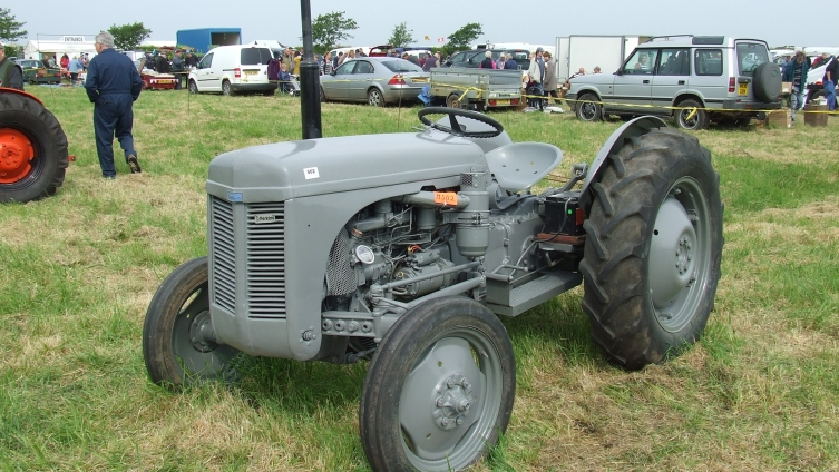 Vintage & Modern Machinery Auction - Carrington