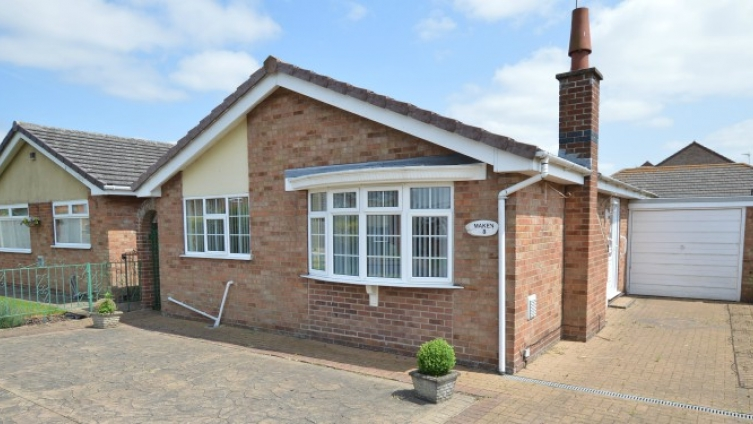 NEW TO MARKET - Two bedroom detached bungalow in the Lincolnshire village of Coningsby