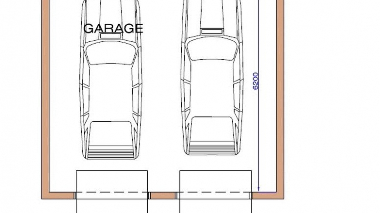 Garage Floorplan