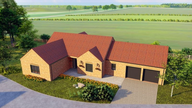 Plot 5, Stanley's Way, Low Toynton Road, Horncastle LN9 5LL