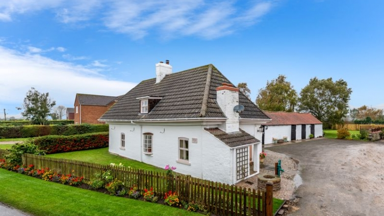 Sudtrie Cottage, High Thorpe, Southrey LN3 5TB