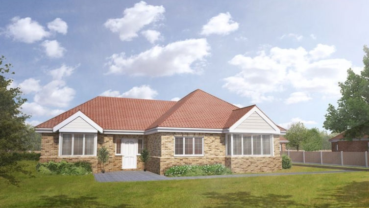 Plot 1, The Mulberry, Tower Drive, Woodhall Spa