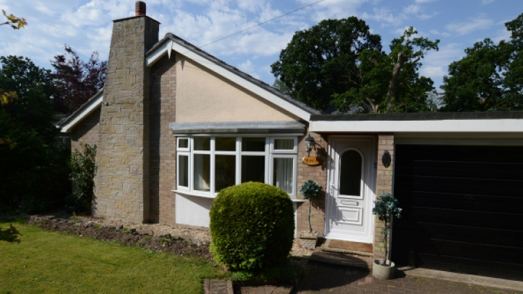 Bungalow in central Woodhall Spa