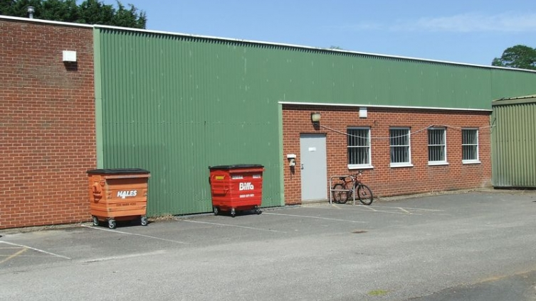 Warehousing, Boston Road, Horncastle