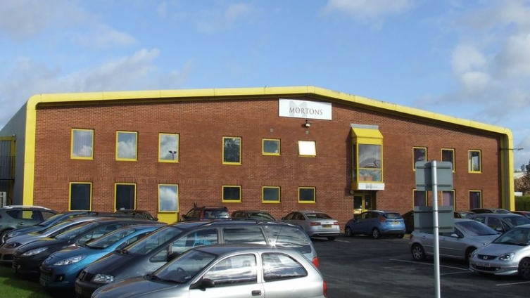 TO LET: Office Premises, Horncastle Industrial Estate