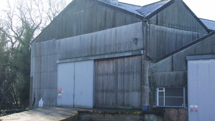 Lot 5: Workshop, West Street, Horncastle