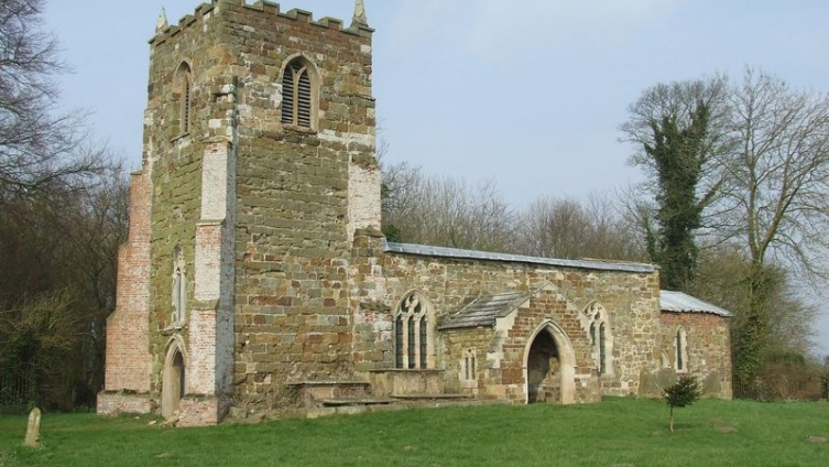 Church of St Michael, Market Stainton, Lincs