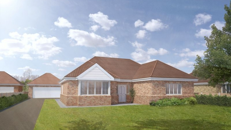 Plot 1a, The Larch, Tower Drive, Woodhall Spa