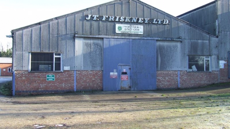 Lot 4: Workshop, West Street, Horncastle
