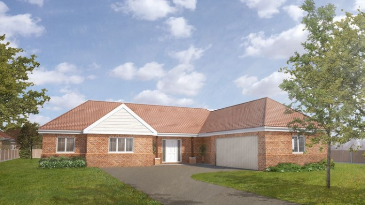 Plot 7, The Hawthorn, Tower Drive, Woodhall Spa