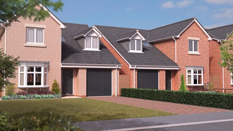 The Elm, Plot 9, Manor Drive, Woodhall Spa