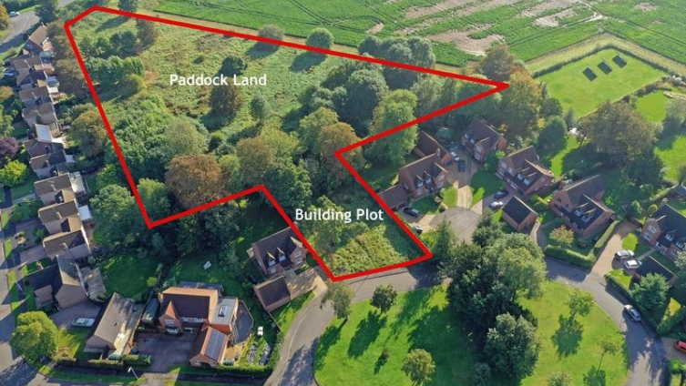 Building Plot, The Park, Potterhanworth