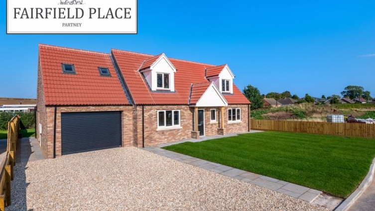 Plot 5, Fairfield Place, Partney PE23 4PX