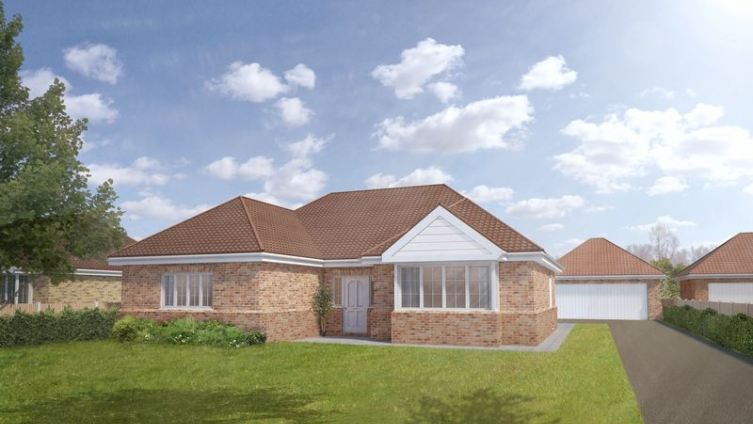 Plot 6, The Larch, Tower Drive, Woodhall Spa