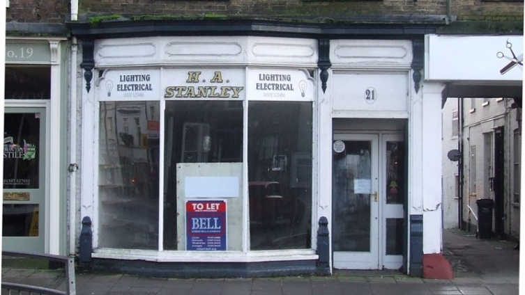 21 High Street, Horncastle