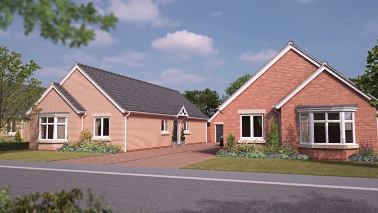 The Ash, Plot 2, Manor Drive, Woodhall Spa