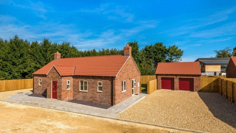 OPEN DAY Harrington Road, Hagworthingham - SHOW HOME NOW OPEN