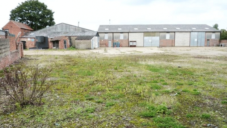 Development Site, Silver Street, Coningsby