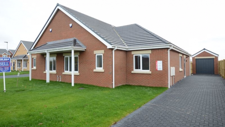 The Birch, Plot 3, Manor Drive, Woodhall Spa