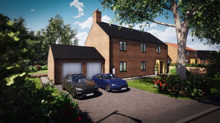Plot 4, Billy English Way, Horncastle